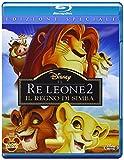 Der König der Löwen 2 - Simbas Königreich - Special Edition Blu-ray Import mit deutschem Ton