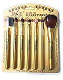 Inglis Lady Basic Professional Makeup Brushes Set ABS Handle Foundation Blending Blush Powder Brush Set