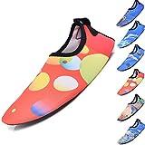 BOLOG Unisex-Kinder Schwimmen Wasser Kleinkind Schuhe Barefoot Aqua Schuhe für