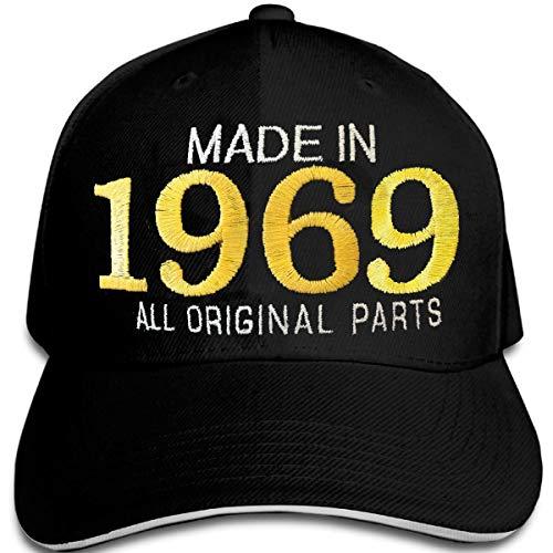 Regalo Uomo 50 Anni Compleanno Vintage Premium 1969
