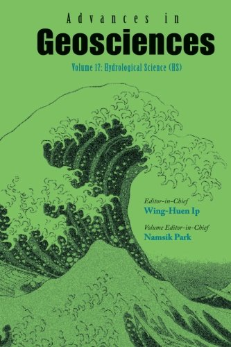 Advances In Geosciences - Volume 17: Hydrological Science (Hs)