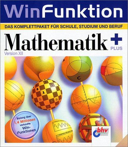 Mathematik Plus, 1 CD-ROMDas Komplettpaket für Schule, Studium und Beruf. Für Windows 95/98/Me/XP/NT ab 4.0 (Hände Auf Mathe)