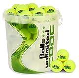 Balls ... unlimited Balleimer Code Green mit Deckel und Henkel für 60 Tennisbälle