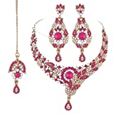 I Jewels Traditional Gold Plated Bridal ...