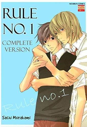 Rule No. 1 Complete Volume (Yaoi Manga) (English Edition)