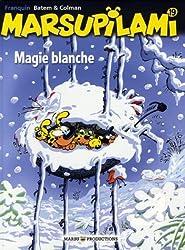 Marsupilami, Tome 19 : Magie blanche