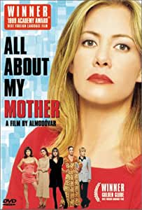 All About My Mother [DVD] [1999] [Region 1] [US Import] [NTSC]