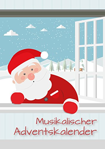 Buchseite und Rezensionen zu 'Musikalischer Adventskalender' von Julia Krenz