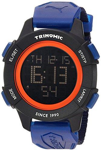 Puma Trinomic PU911271002 Montre Hommes Chronographe