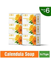 Richfeel Anti Acne Soap with Calendula Extracts Pack of 6