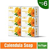 Richfeel Anti Acne Soap with Calendula Extracts (Pack of 6)(75 g)