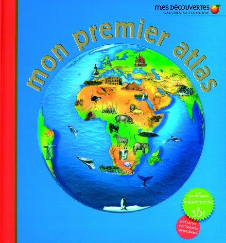 Mon premier atlas par Collectif