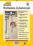 Schellenberg 11303 Zubehör-Set für Rollläden, Maxi