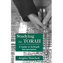 Studying the Torah: A Guide to in-Depth Interpretation: A Guide to inDepth Interpretation