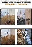 - sin varillas–sin red–Solo–Soporte con garras) hasta 35mm–Holly® Gatos redes–Soporte de montaje para varillas redondas de hasta 30mm de diámetro–Barandilla para balcón mesa de silla de pantalla plana Nº 59SC–Stabielo–con–2tapas–Protector de goma (3,50euros) para kratzfreien Fijación–Productos Holly® Stabielo®–Holly de Sunshade®–Fabricado en de Baden-Wurtemberg–La aluminio STI Barras obtendrá bajo ASIN b003b8g480de