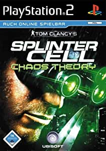 Tom Clancy's Splinter Cell - Chaos Theory (Software Pyramide)