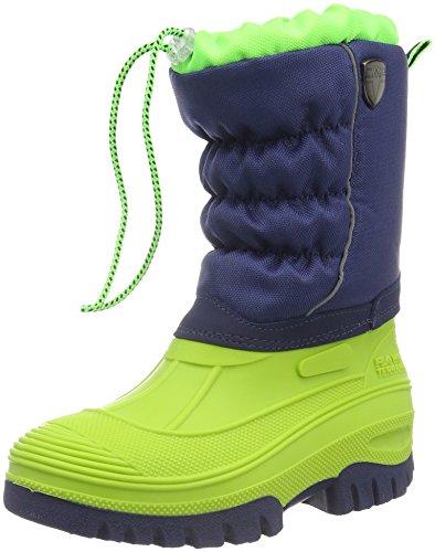 Cmp Unisex-adultos Hanki De Trekking E Caminhadas Sapatos Verdes Metade (menta F663)