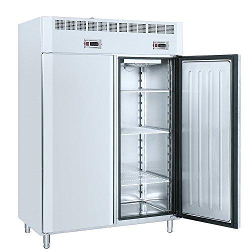 Macfrin 7535 Armario Dual Conservador-Congelador GN21