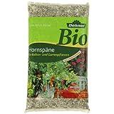 Dehner Bio Dünger, Hornspäne, für Balkon- und Gartenpflanzen, 10 kg, für ca. 100 qm