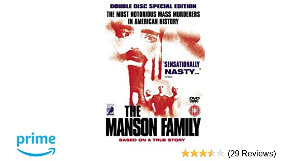 The Manson Family [DVD]: Amazon co uk: Marcelo Games, Marc