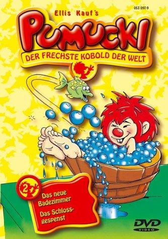Pumuckl DVD 02: Das neue Badezimmer / Das Schlossgespenst