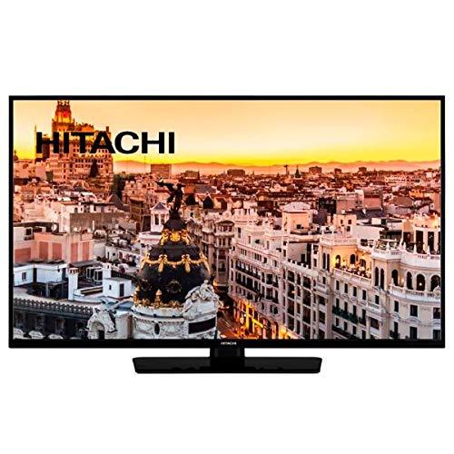 Hitachi 40HE4001 LED TV 101,6 cm (40') Full HD Smart TV WiFi Negro - Televisor...