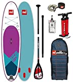 Red Paddle Co 2018 Ride 10'6 Special Edition Inflatable Stand Up Paddle Board +...