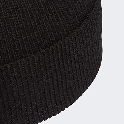 adidas Erwachsene Tiro Woolie Mütze, Black/White, OSFM