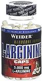 Weider Complément alimentaire L arginine Gélules 138 g...