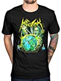 Official Havok Unnatural T-Shirt Candlelight Records Trash Metal