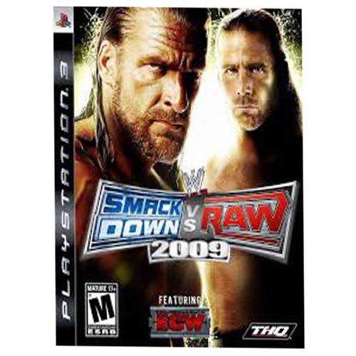 Smack Down Vs Raw 2009 Ps3