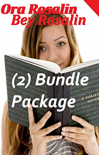 (2) !!Alert!! BUNDLE PACKAGE: All in One Versions 4, 5&6, Total Combination of Rosalin Sisters' How to Write Books: Learn to Write Fiction Like A Boss