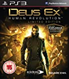 [UK-Import]Deus Ex Human Revolution Limited Edition Game PS3
