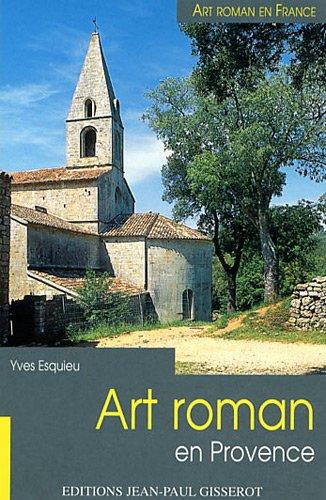 Art roman en provence