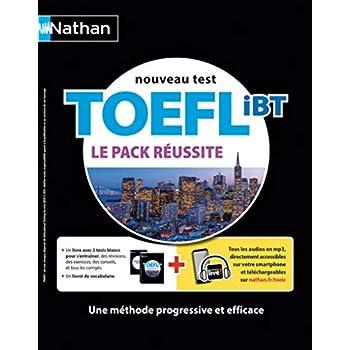 TOEFL iBT® - Le Pack Réussite