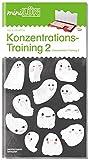 miniLÜK: Konzentrationstraining 2: für Vor- und Grundschulkinder