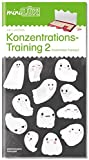 miniLÜK-Übungshefte / Vorschule: miniLÜK: Kindergarten/Vorschule: Konzentrationstraining 2