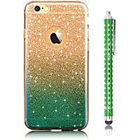iPhone 6S Custodia, Sunroyal® UltraSlim Bling Soft Mat TPU Silicone Case Cover per Apple iPhone 6s iPhone 6 ( 4.7