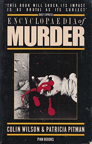 Encyclopaedia of Murder