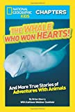 Best National Geographic Children's Books Kids Chapter Books - National Geographic Kids Chapters: The Whale Who Won Review