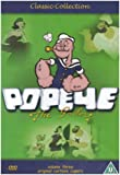 Popeye The Sailor - Vol. 3 [DVD]