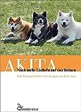 Noch mehr Lächeln auf vier Beinen: Neue Hundegeschichten über die japanische Rasse Akita