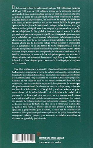 FUERZA DE TRABAJO PARIA EN ASIA (PRACTICAS CONSTITUYENTES)