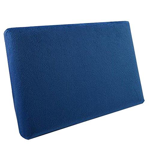 KINDOYO Sitzkissen Rückenkissen Seitenkissen Loungemöbel Palettensofa Palettenpolster Kissen Sofa Polster Indoor Outdoor Königsblau - L