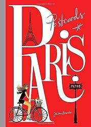 Paris Postcards by Jason Brooks (2014-01-21)