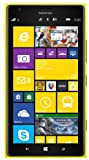 'Nokia Lumia 152032GB 4G Gelb?smartphone (15,2cm (6), 1920x 1080Pixel, IPS, 2,2GHz, Qualcomm Snapdragon, 2048MB)