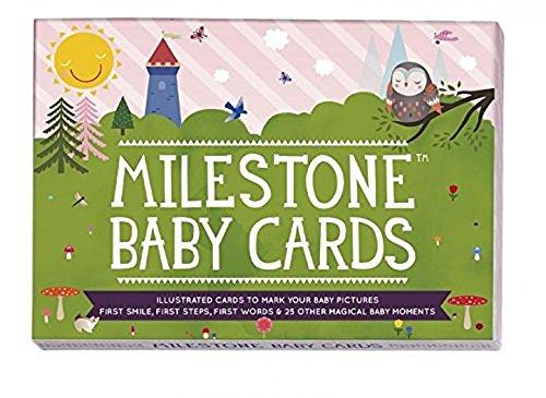 BabyCenter Prima infanzia - Milestone Baby Cards