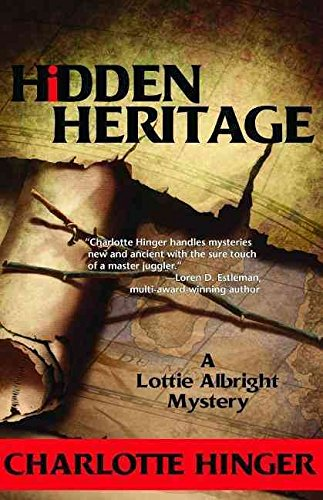 [(Hidden Heritage)] [By (author) Charlotte Hinger] published on (November, 2013)