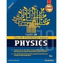 IIT Foundation Physics Class 10