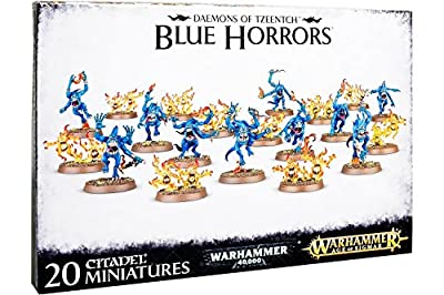 Daemons of Tzeentch - Blue Horrors 97-30 - Warhammer 40,000 et Age of Sigmar